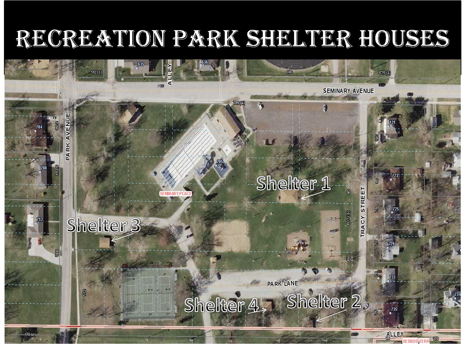 Park Valley Shelters